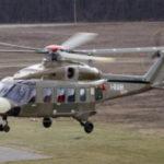 Первый прототип вертолета AW189 поднялся в воздух