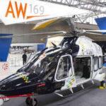 Leonardo Helicopters поставила первый вертолет AW169 для шельфовых работ