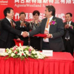 AgustaWestland укрепляется на китайском рынке