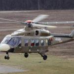 Состоялся первый полет серийного вертолета AgustaWestland AW189