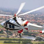 В Россию привезли макет кабины вертолета AW169