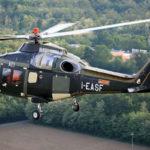 Вертолет AW169 выполнил первый полет