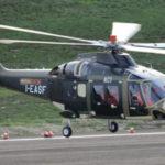 Вертолет AW169 итальянской компании AgustaWestland выполнил первый полет