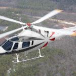 В Россию поставлен второй вертолет AW119Kx