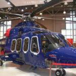 На предприятии HeliVert открыт сервисный центр для AW139
